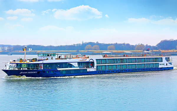 Avalon Waterways-Avalon Artistry Ii