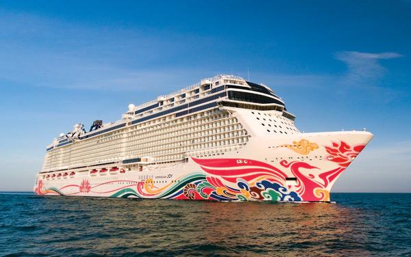 Norwegian Cruise Line-Norwegian Joy