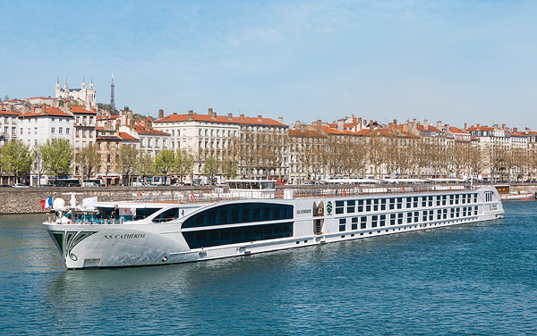 Uniworld River Cruises-S.S. Catherine