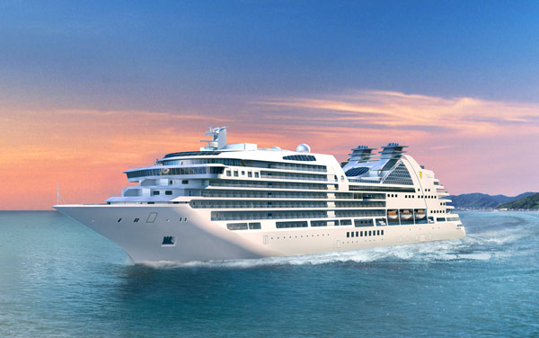 Seabourn Cruise Line-Seabourn Ovation