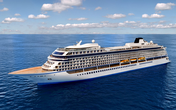 Already Booked with Viking Oceans