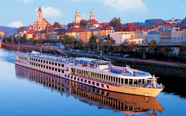 Already Booked with Viking River Cruises