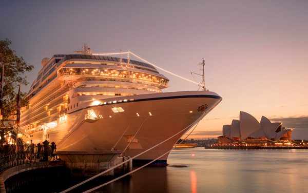 Already Booked with Oceania Cruises