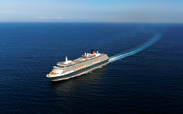 Queen Elizabeth Transatlantic Cruise Destination