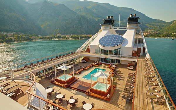 Seabourn Quest World Cruise Destination