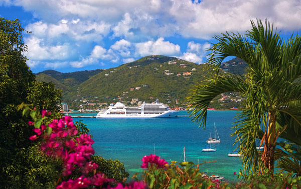 Silver Wind Caribbean Cruise Destination