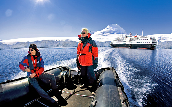 Silver Cloud Expedition Antarctica Cruise Destination