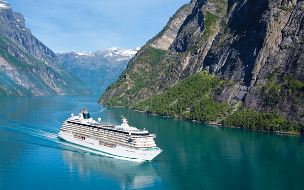 Crystal Serenity Northern Europe Cruise Destination