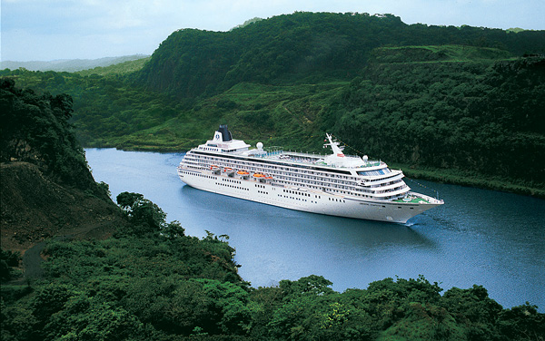 Crystal Symphony Panama Canal Cruise Destination