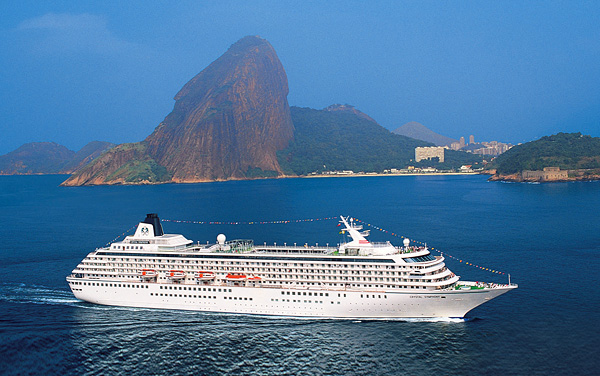 Crystal Symphony South America Cruise Destination