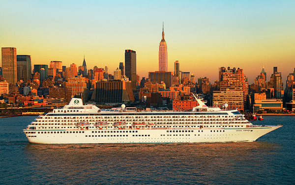Crystal Cruises-Transatlantic