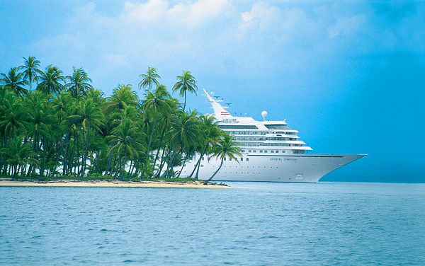 Crystal Cruises-World