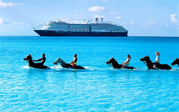 Oosterdam Western Caribbean Cruise Destination
