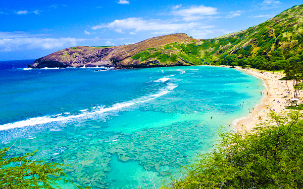 Oosterdam Hawaii Cruise Destination