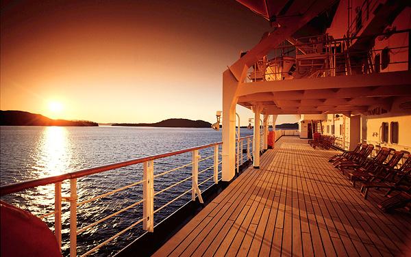 Amsterdam Transpacific Cruise Destination