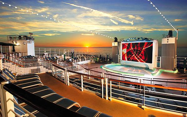 Norwegian Sun Cruises to Nowhere Cruise Destination