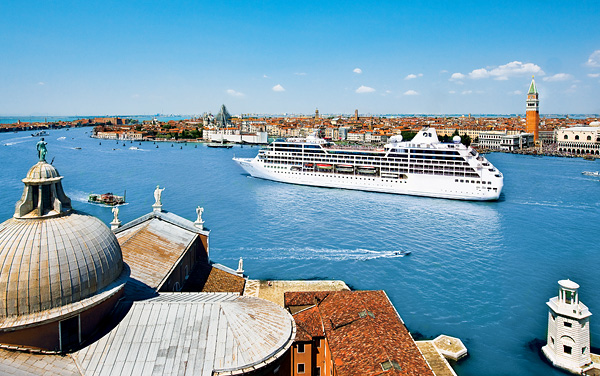 Pacific Princess Europe Cruise Destination
