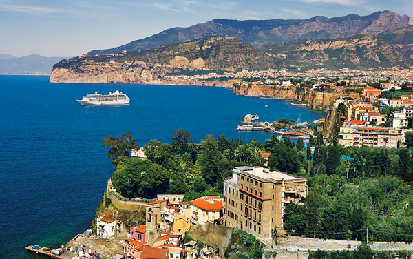 Pacific Princess Mediterranean Cruise Destination