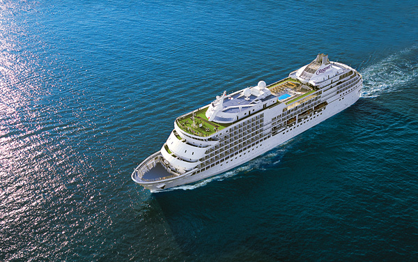 Seven Seas Splendor Panama Canal Cruise Destination