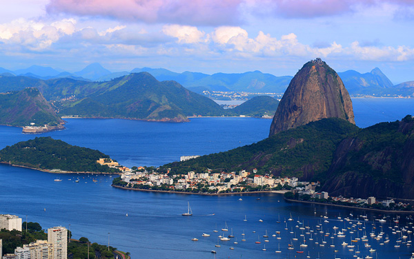 Seven Seas Mariner South America Cruise Destination