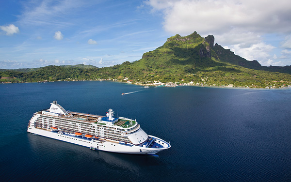 Seven Seas Explorer South Pacific / Tahiti Cruise Destination