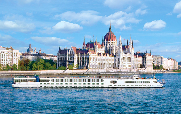 S.S. Catherine Europe Cruise Destination