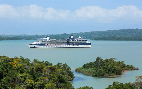 Celebrity Summit Panama Canal Cruise Destination