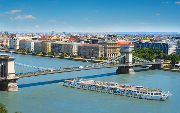 Crystal Ravel Europe Cruise Destination