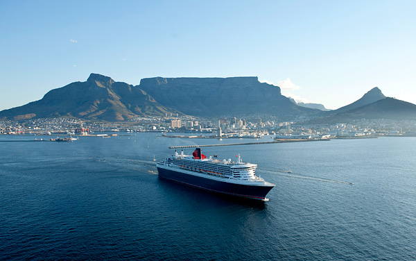 Queen Elizabeth Africa Cruise Destination
