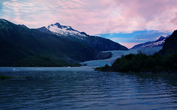 Queen Elizabeth Alaska Cruise Destination