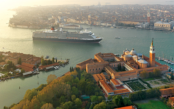 Queen Mary 2 Europe Cruise Destination