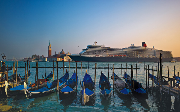 Queen Elizabeth Mediterranean Cruise Destination