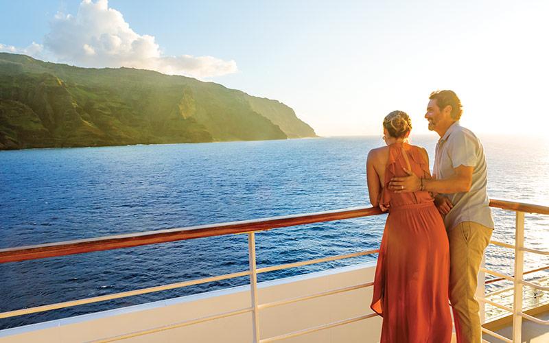 Norwegian Jewel South Pacific / Tahiti Cruise Destination