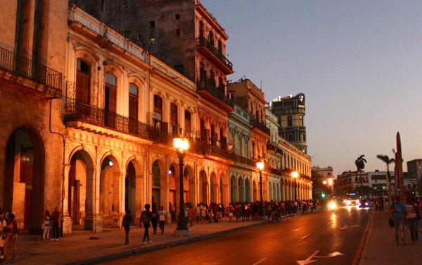 Sirena Cuba Cruise Destination