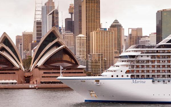 Regatta Transpacific Cruise Destination