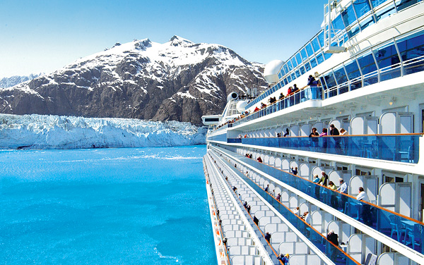 Coral Princess Alaska Cruise Destination
