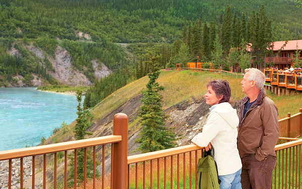 Golden Princess Alaska Cruisetours Cruise Destination