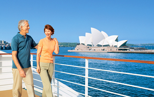 Sapphire Princess Australia/New Zealand Cruise Destination