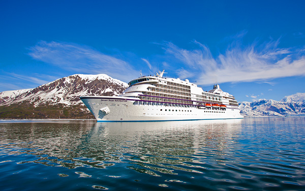 Seven Seas Explorer Alaska Cruise Destination