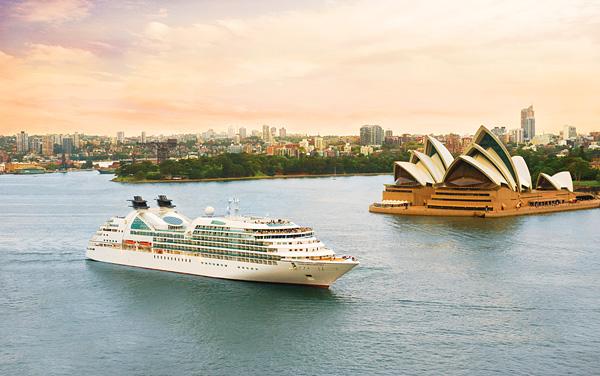 Seabourn Sojourn Australia/New Zealand Cruise Destination