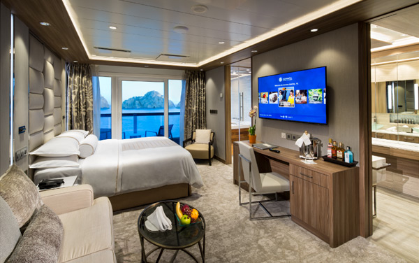 Azamara Quest Staterooms Vendor Experience