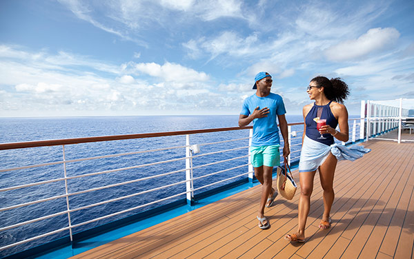 Carnival Elation Accessibility Vendor Experience