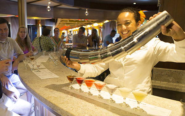 Carnival Legend Service & Awards Vendor Experience