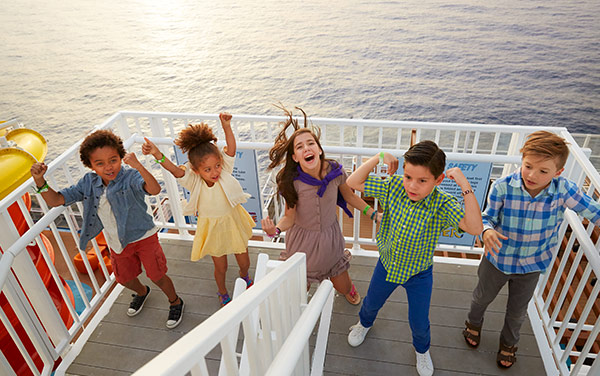 Carnival Liberty Youth Programs Vendor Experience