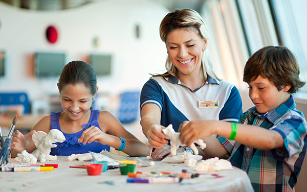 Celebrity Infinity Youth Programs Vendor Experience
