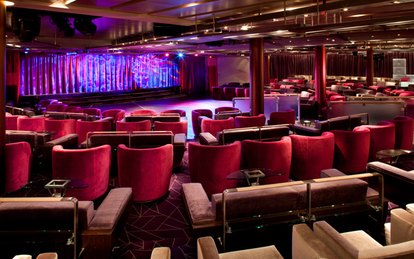 Seabourn Ovation Entertainment Vendor Experience