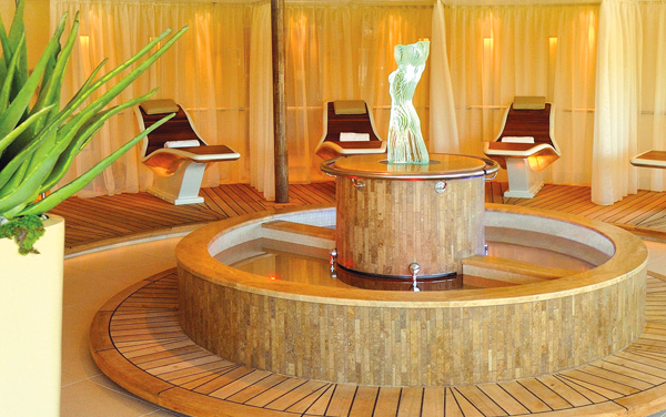 Seabourn Cruise Line-Spa & Fitness
