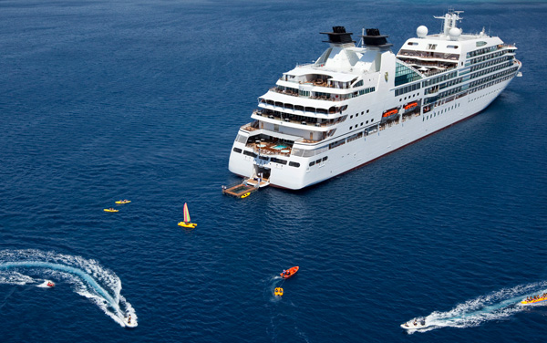 Seabourn Cruise Line-Youth Programs