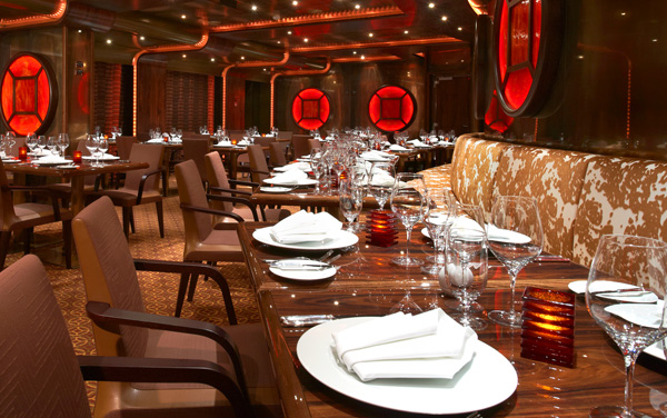 Carnival Dream Dining Vendor Experience