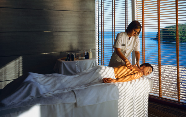 Crystal Symphony Spa & Fitness Vendor Experience